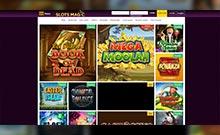 Slots Magic casino Arvostelu kuvakaappaus  toripelit.com 4