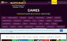 Slots Magic casino Arvostelu kuvakaappaus  toripelit.com 1