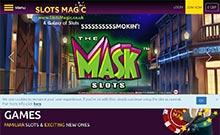 Slots Magic casino Arvostelu kuvakaappaus  toripelit.com 3