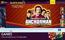 Slots Magic casino Arvostelu kuvakaappaus  toripelit.com 2