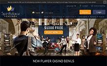 Spin Palace casino Arvostelu kuvakaappaus  toripelit.com 1