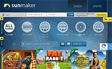 Sunmaker casino Arvostelu kuvakaappaus  toripelit.com 1