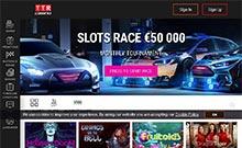 TTR casino Arvostelu kuvakaappaus  toripelit.com 3