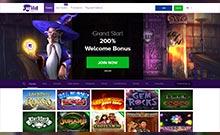 Wild Jackpots casino Arvostelu kuvakaappaus  toripelit.com 1