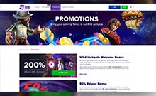 Wild Jackpots casino Arvostelu kuvakaappaus  toripelit.com 3