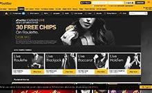 Betfair casino Arvostelu kuvakaappaus  toripelit.com 1