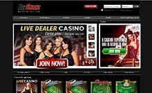 Betonline casino Arvostelu kuvakaappaus  toripelit.com 4