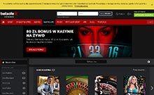 Betsafe casino Arvostelu kuvakaappaus  toripelit.com 4