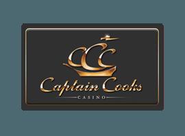 Captain Cooks arvostelu toripelit.com