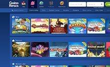 Casino Heroes casino Arvostelu kuvakaappaus  toripelit.com 4
