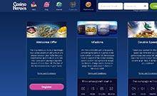Casino Heroes casino Arvostelu kuvakaappaus  toripelit.com 1