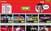 Ladbrokes casino Arvostelu kuvakaappaus  toripelit.com 4