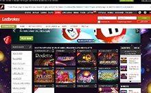 Ladbrokes casino Arvostelu kuvakaappaus  toripelit.com 3