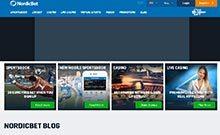 NordicBet casino Arvostelu kuvakaappaus  toripelit.com 1