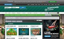 Paddy Power casino Arvostelu kuvakaappaus  toripelit.com 4