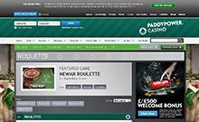 Paddy Power casino Arvostelu kuvakaappaus  toripelit.com 3
