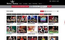Royal Panda casino Arvostelu kuvakaappaus  toripelit.com 4