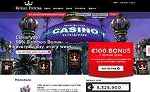 Royal Panda casino Arvostelu kuvakaappaus  toripelit.com 2