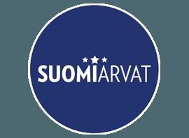 Suomiarvat arvostelu toripelit.com