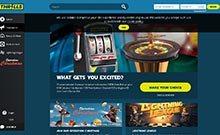 Thrills casino Arvostelu kuvakaappaus  toripelit.com 1