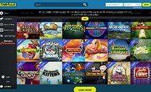 Thrills casino Arvostelu kuvakaappaus  toripelit.com 3