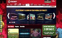 Triobet casino Arvostelu kuvakaappaus  toripelit.com 4