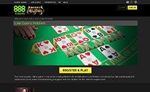 888 Casino casino Arvostelu kuvakaappaus  toripelit.com 1