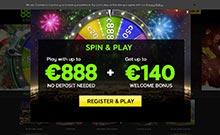888 Casino casino Arvostelu kuvakaappaus  toripelit.com 2