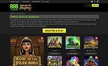 888 Casino casino Arvostelu kuvakaappaus  toripelit.com 4