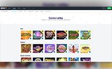 Betser casino Arvostelu kuvakaappaus  toripelit.com 1