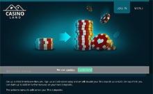 Screen by casino Casinoland