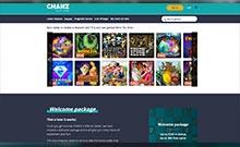 Chanz casino Arvostelu kuvakaappaus  toripelit.com 2