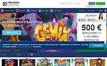 Screen by casino Finlandia