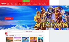 Olybet casino Arvostelu kuvakaappaus  toripelit.com 2