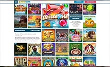 Screen by casino Prime Slots