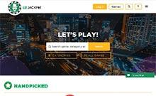 Sir Jackpot casino Arvostelu kuvakaappaus  toripelit.com 1