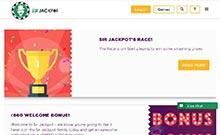 Sir Jackpot casino Arvostelu kuvakaappaus  toripelit.com 2