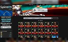 Spinson casino Arvostelu kuvakaappaus  toripelit.com 4