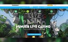 Wunderino casino Arvostelu kuvakaappaus  toripelit.com 4