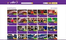 YakoCasino casino Arvostelu kuvakaappaus  toripelit.com 3