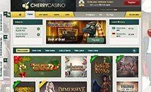 Cherry casino Arvostelu kuvakaappaus  toripelit.com 3