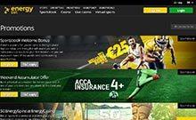 Energy casino Arvostelu kuvakaappaus  toripelit.com 4
