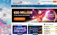 Screen by casino Eurolotto
