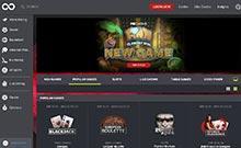 Screen by casino Matchbook