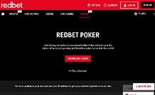 Redbet casino Arvostelu kuvakaappaus  toripelit.com 3