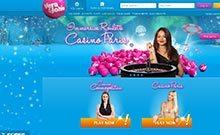 Screen by casino Vera&John