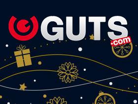 Liity Guts Casino & joulukampanjaan ja lennä Vegasiin