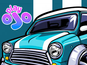 Voita Mini Cooper PlayOJO&#39n 25 euron Weekly Prize Pool -kampanjan aikana