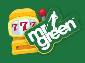 Voita osuus tuhannesta juhlavasta ilmaiskierroksesta Mr Greenillä