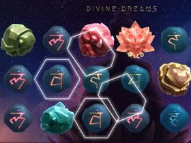 Saat jopa 30-kertaisia moninkertaistajia uudessa Divine Dreams slotissa